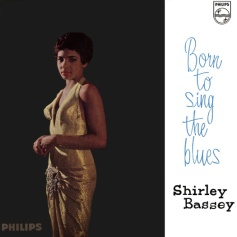 "'Born To Sing The Blues' Philips 10"" Album"
