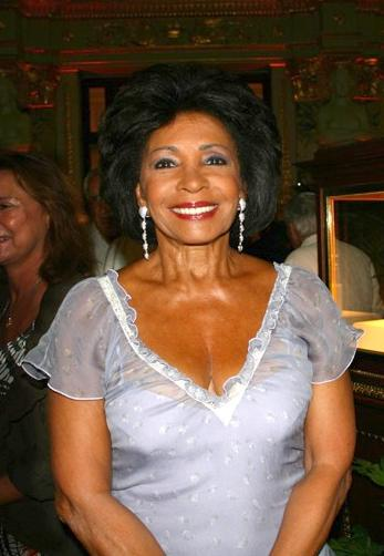 Shirley Bassey at Graff Cocktail Party in Monte Carlo