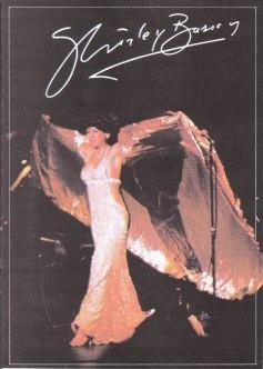 1980 UK Tour Programme