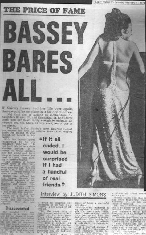 1978 newspaper cutting