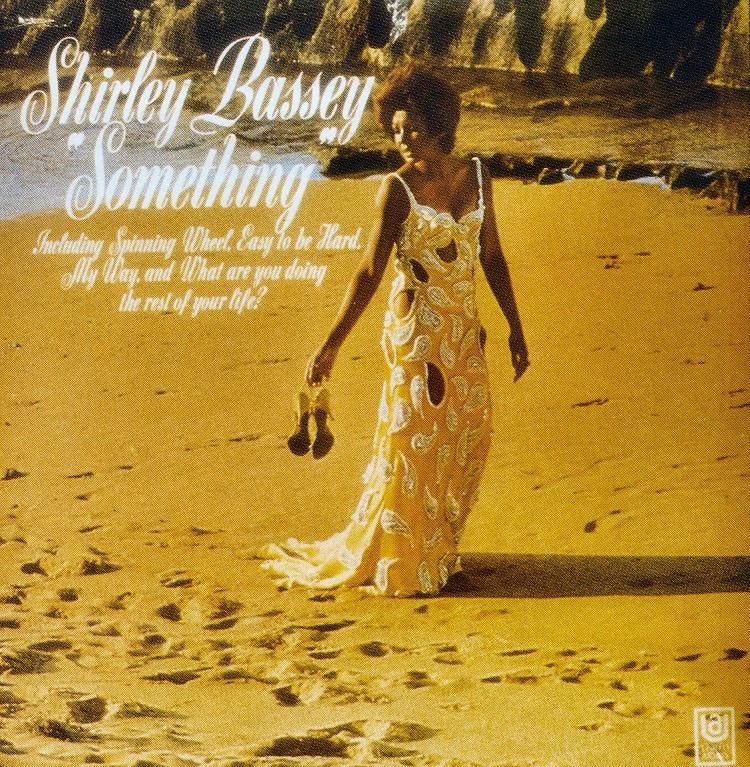 Something   Shirley Bassey Blog