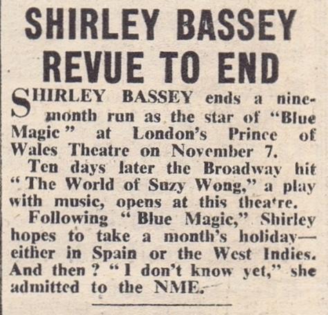 1959 E NMEBassey2ndOct