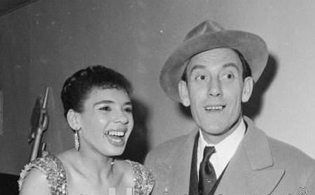 27th. April 1956 with comedian Tommy Trindercrop