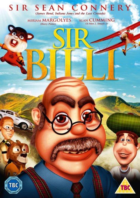 Sir Billi DVD