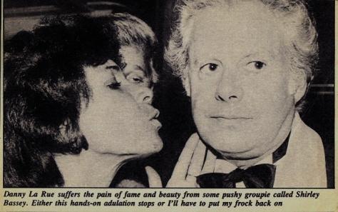 1985 AH Danny La Rue