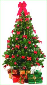 christmas-tree-decorated-766291