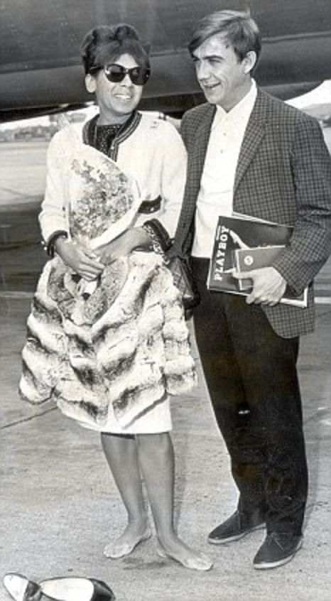 Shirley Bassey & Kenneth Hume