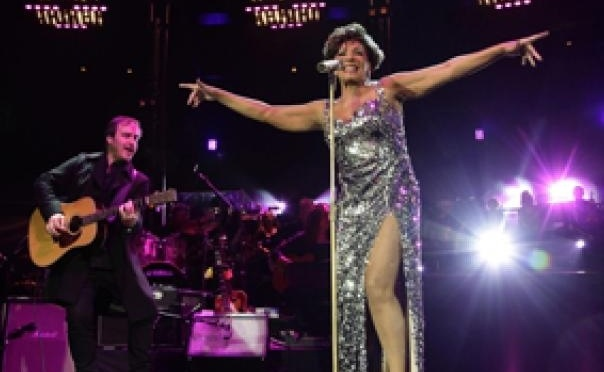 Back to Bassey! You Heard right – Dame Shirley Bassey is BACK!!!