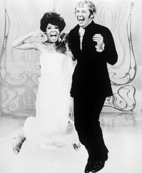 1969 tv still jumping with Noel Harrison