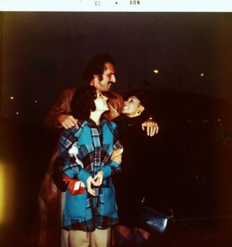 1973 Sharon Sergio Shirley 1