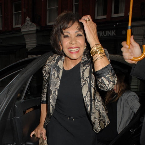 Dame Shirley Bassey 23 Jun 2014 01