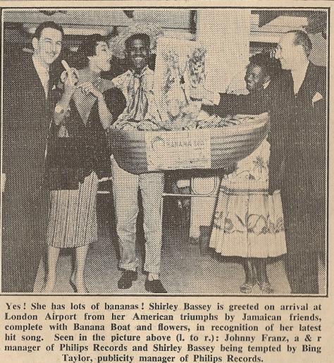 1957 AM NMEBassey26thApril3