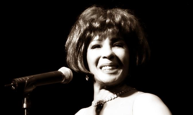 Shirley Bassey at Royal Festival Hall