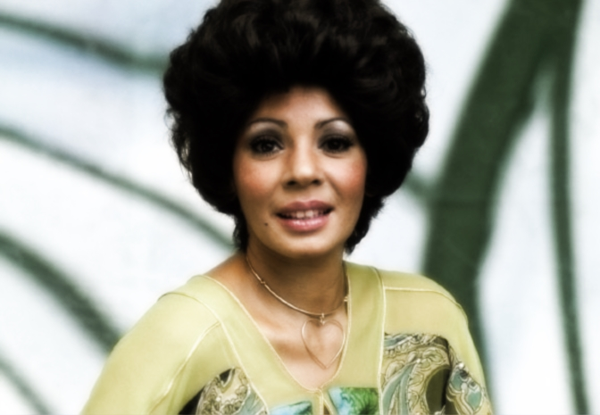 Blog Special – Shirley Bassey's Jezahel – Song With The Midas Touch