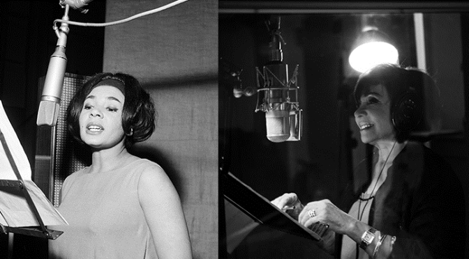 New Dame Shirley Bassey Photo From Abbey Road