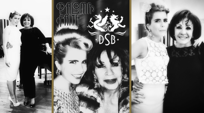 Paloma Faith Talks Dame Shirley Bassey Recording + Further DSB Trailers!