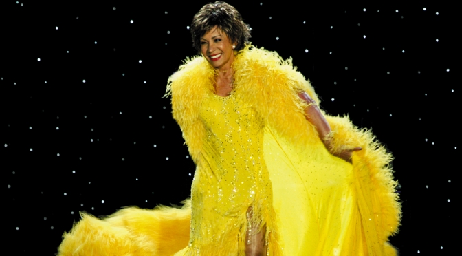 Dame Shirley Bassey The Living Tree