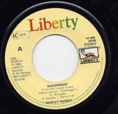 goldfinger - 1981 reissue - centre