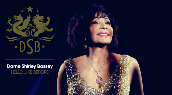 Dame Shirley Bassey #20 In UK Midweek Album Charts + Promo Radio Interviews