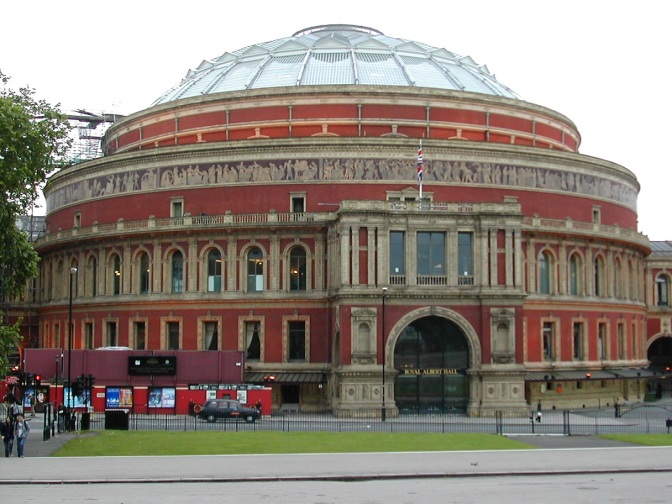 (I'm back Albert!) -Live at the Royal Albert Hall-