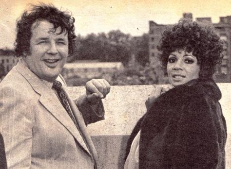 Stewart Morris & Shirley Bassey