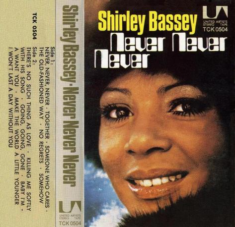 Never never never cassette