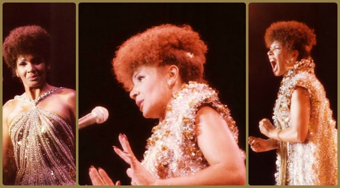 Special: Shirley Bassey Live in Amsterdam -1980-