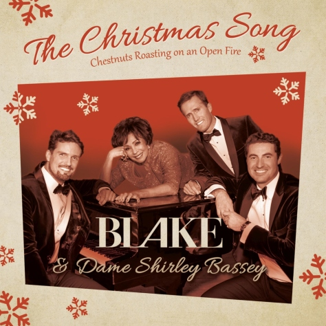 Dame Shirley Bassey and Blake Band's Christmas Single