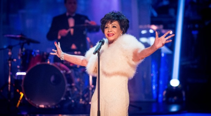 Dame Shirley Bassey & Blake on Strictly Come Dancing