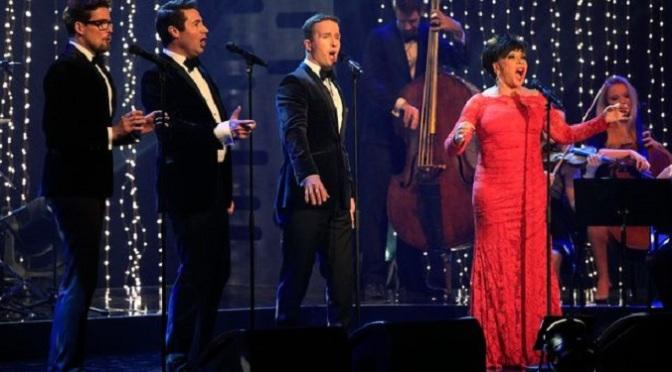 DSB & Blake on the Graham Norton Show -2015-