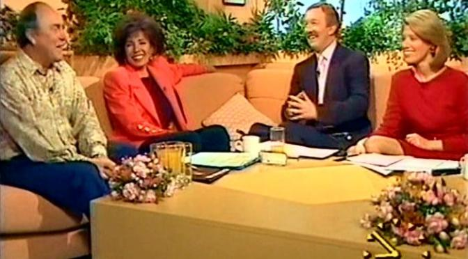 Interview from 1990 -TV AM-