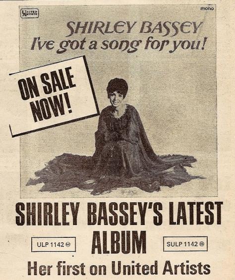 1966 BU NMEBassey29thJuly