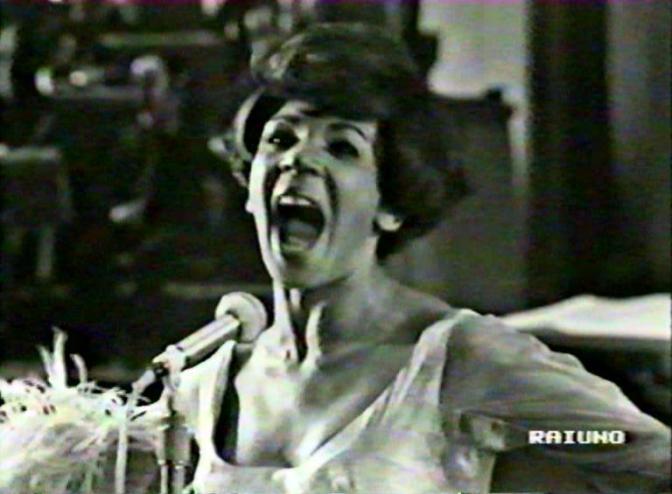 Rai uno -The Italian television performances- part 3