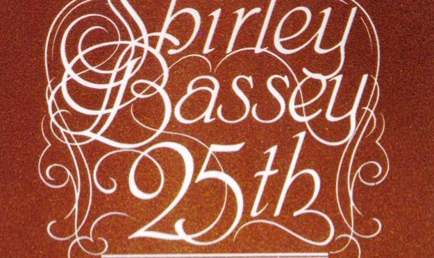 Shirley Bassey's 25th. anniversary -1978-