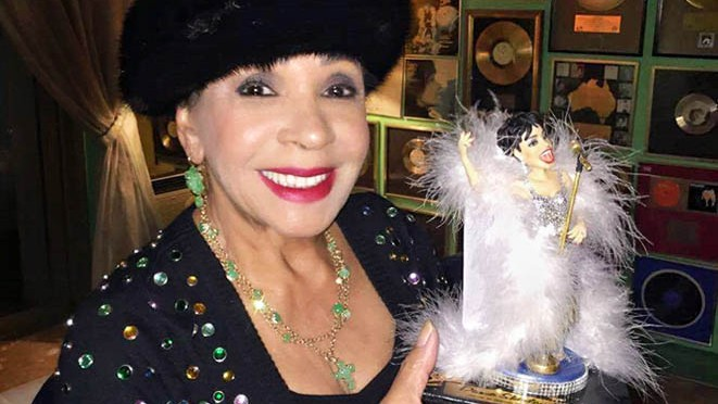 DSB received a birthday gift from Brazil.