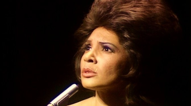 DSB AT THE 1971 ROYAL VARIETY PERFORMANCE