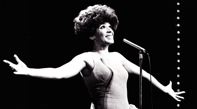 DSB at the 1976 Royal Variety Performance