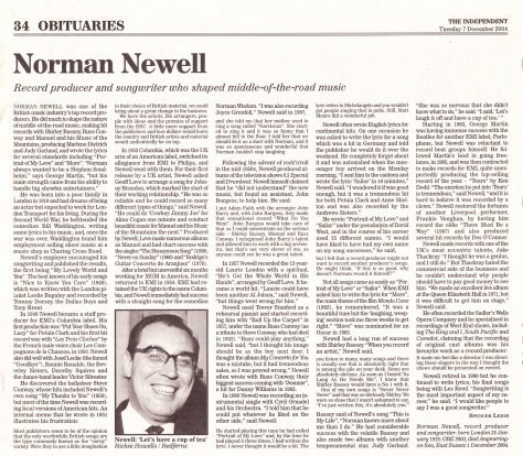 2004 H Norman Newell