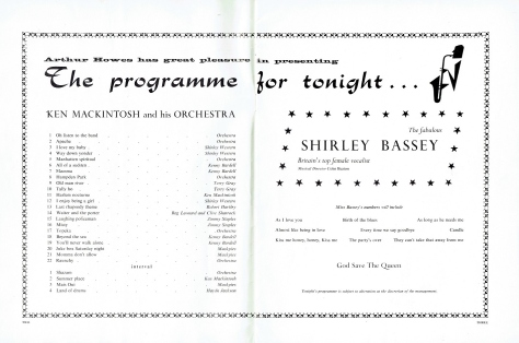 SB - 1961 Programme _ UK 2