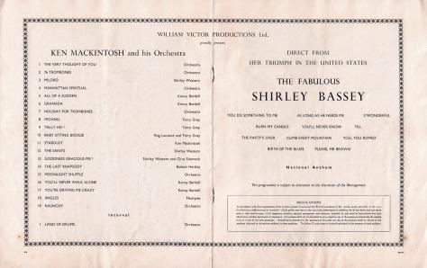 SB - 1961 Programme - UK - 4