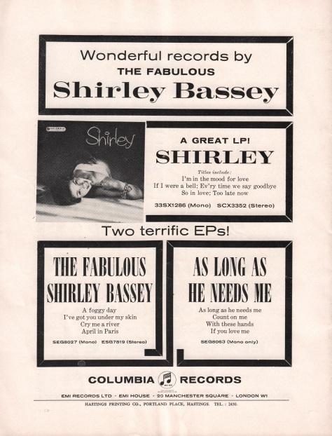 SB - 1961 Programme - UK 7