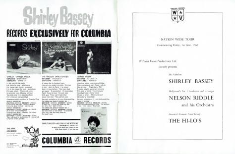 SB - 1962 UK Programme 2