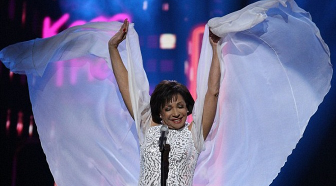 DSB on the 2014 Royal Variety Performance