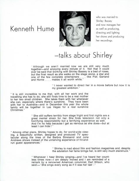 SB - 1966 Prince of Wales souvenir programme 10 - UK