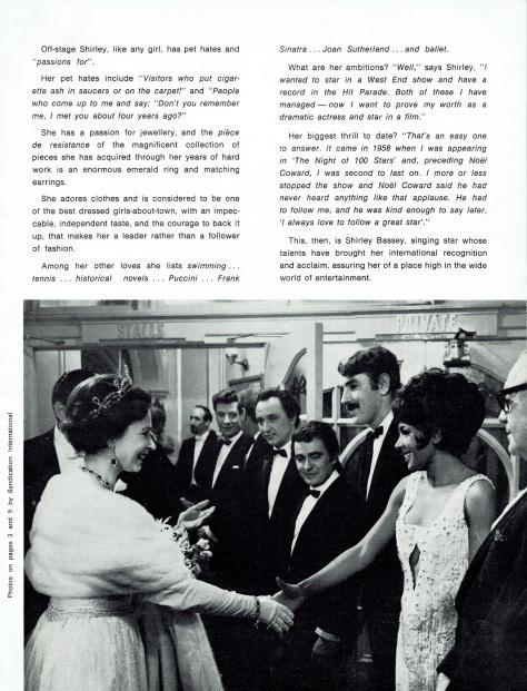 SB - 1966 Prince of Wales souvenir programme 5 - UK