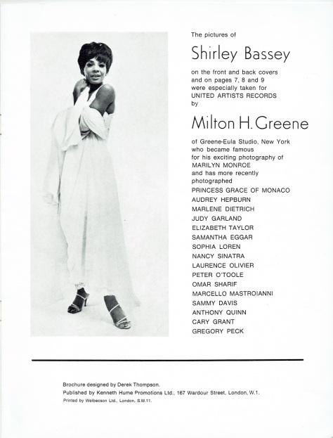 SB - 1966 Prince of Wales souvenir programme 7 - UK
