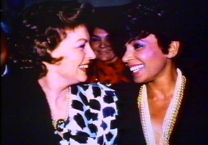 DSB TALKS ABOUT AVA GARDNER & 'THE SOMETHING GOWN'