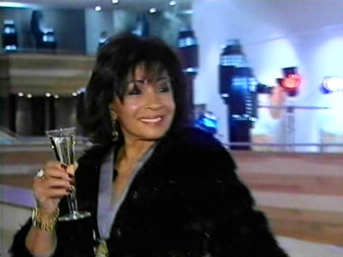 DSB at the opening of the Cardiff Millenium Centre