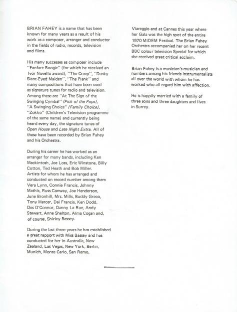 SB - 1970 UK Programme 11