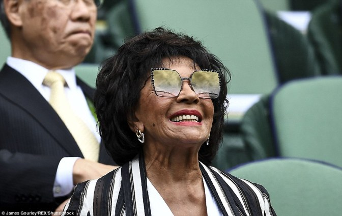 DSB At Wimbledon.